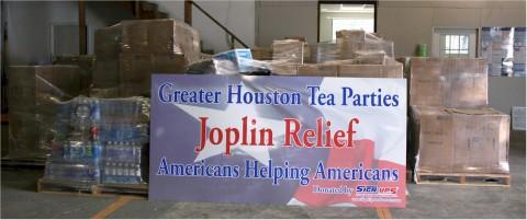 Joplin Relief effort