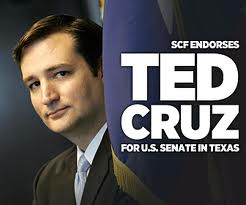 Jim DeMint's SCF Endorses Ted Cruz for US Senate