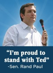 Ted Cruz for US Senate!